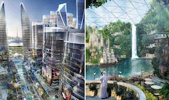 World's first climate-controlled domed city to be built in Dubai