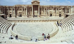 Ancient Syrian city of Palmyra under threat by ISIS