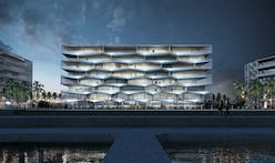 BIG + HKS + MDA unveils Honeycomb resort design for The Bahamas