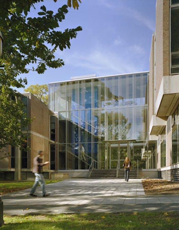 Princeton school of architecture addition architecture for J j school of architecture