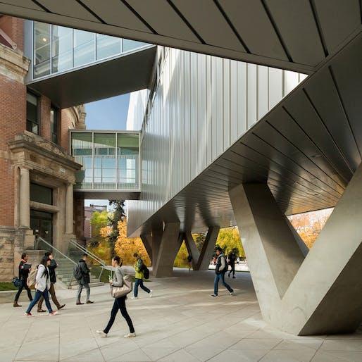 Governor General's Medalist: University of Manitoba ARTlab (Winnipeg, MB): Patkau Architects / LM Architectural Group. Photo: Patkau Architects.