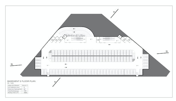 Basement 2 Floor Plan