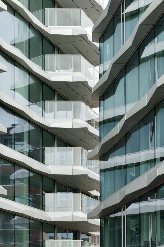 E' Tower in Eindhoven, the Netherlands by Wiel Arets Architects; Photo: Jan Bitter