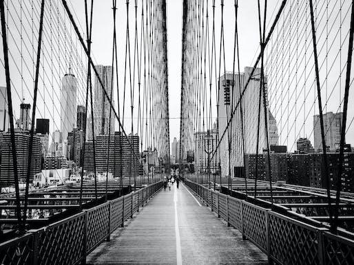 Brooklyn Bridge. Photo: bryansjs/Flickr