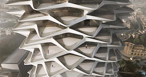 Image: Zaha Hadid Architects