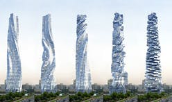Taking your pad for a spin: Dubai's rotating tower proposal is back