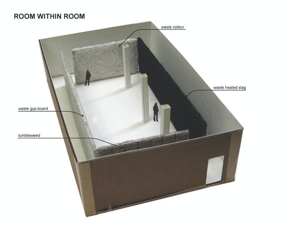 Room within a Room model