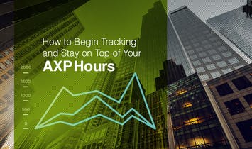 How to Begin Tracking and Stay on Top of Your AXP Hours