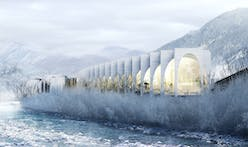 BIG's winning design for the new San Pellegrino flagship factory