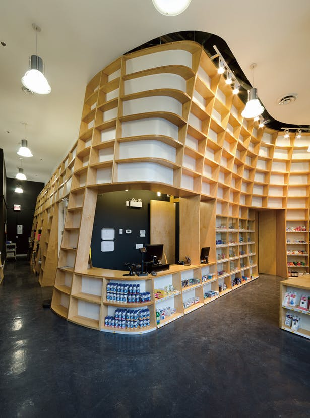 (JET) Pharmacy and Clinic Design