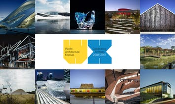The World Architecture Festival entry deadline has been extended!