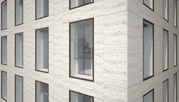 Window detail visualisation for tender package