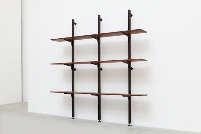 Jean Prouve Rack & Pinion Shelves (c.1948)