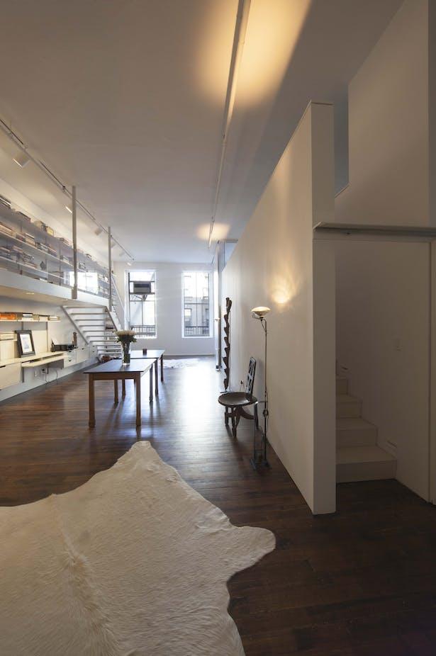 Mercer Street Library | Smith-Miller + Hawkinson Architects