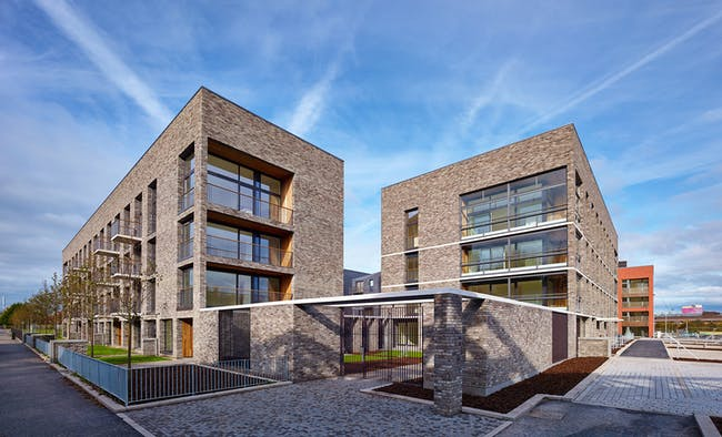 Laurieston Transformational Area, Glasgow by Elder and Cannon Architects & Page Park Architects. Photo © Andrew Lee.
