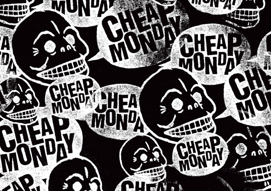Cheap monday stores your wallpaper archinect for Cheap wallpaper shops