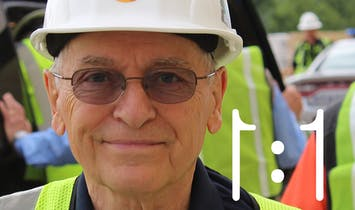LeRoy's Ark: LeRoy Troyer, the architect behind the Noah's Ark replica at Ark Encounter, Kentucky's new biblical theme park, on One-to-One #31