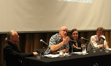 From the School Blogs: Live Blog: Naginski, Jarzombek, Savage, and Wodiczko on Memory, Vision, and Practice