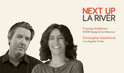 Listen to 'Next Up: The LA River' Mini-Session #1 with KCRW's 'Design and Architecture' host Frances Anderton and LA Times architecture critic, Christopher Hawthorne