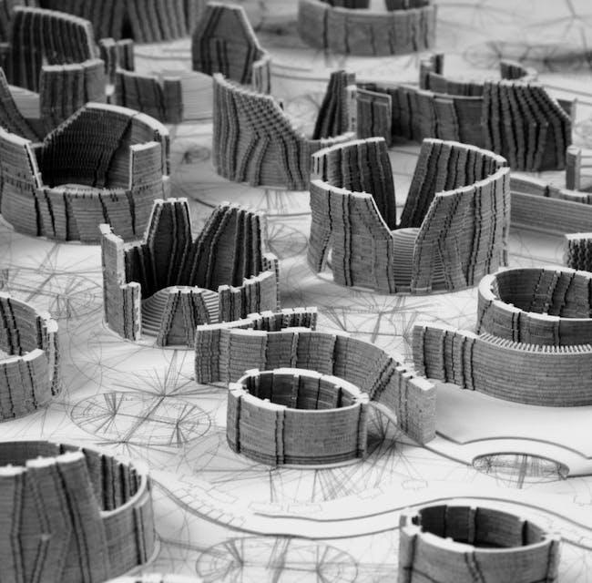Kaz Yoneda: Takram Design Engineering, Tokyo. Wheelwright proposal: Utopics of Cities: Amorphous Contemporaneity of Ideal. Image courtesy Wheelwright Prize