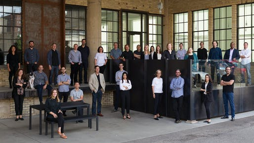 Winners of the 2018 AIA Architecture Firm Award: Snow Kreilich Architects. Photo courtesy of AIA.