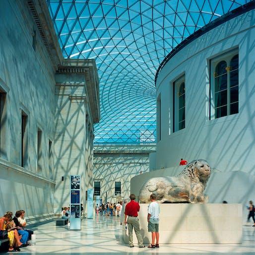 2000 - British Museum, London, England. Photo credit: Foster + Partners
