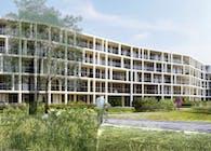 Strubergasse Housing and Masterplan