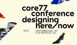 Tickets Now Available for 2016 Core77 Conference