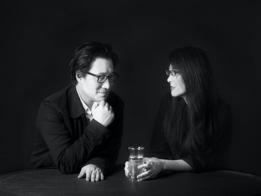 Lyndon Neri & Rossana Hu (Photo: Zhu Zhe)