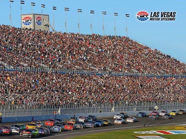 Las Vegas Motor Speedway - Stands