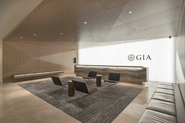 GIA _ Gemological Institute of America | George Molato | Archinect