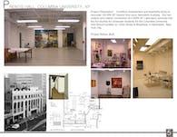 Prentis Hall, Graduate Students' Studio