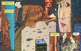 Fictional Architecture & Cities in Comics