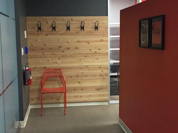 Custom mill work / cabinets