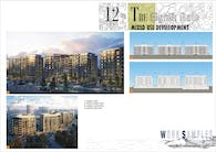 8th Gate - Mixed use development in Syria