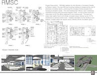 RMSC, 800-bed addition for Women's Correction Facility