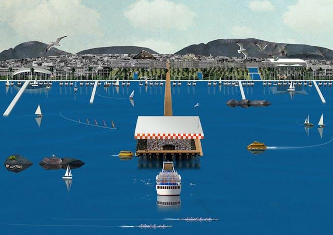 Urban image (Image: Point Supreme Architects)