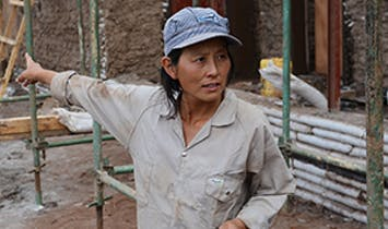 GA Collaborative partners with Rwandan women's group for housing redevelopment