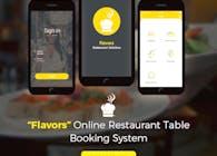 Flavors - Restaurant Solutions