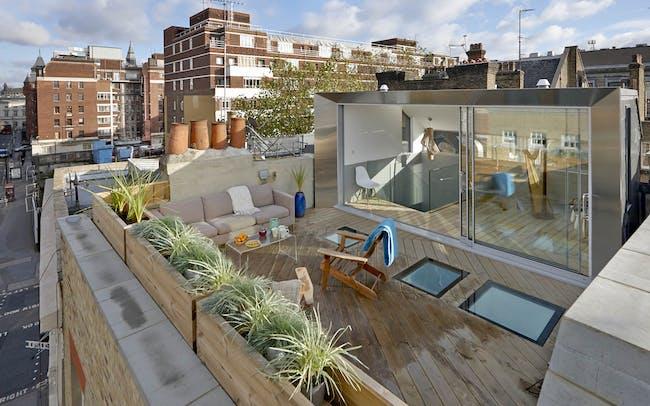 A Hard Working House in London, UK by Urban Projects Bureau; Photo: Richard Leeney