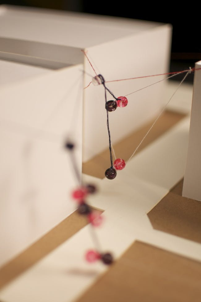 physical model making via Xue Hao