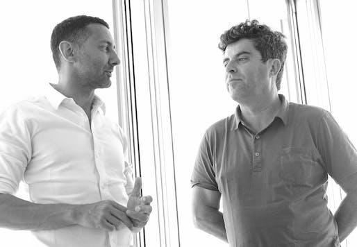 The titular men. Image: Sadar + Vuga