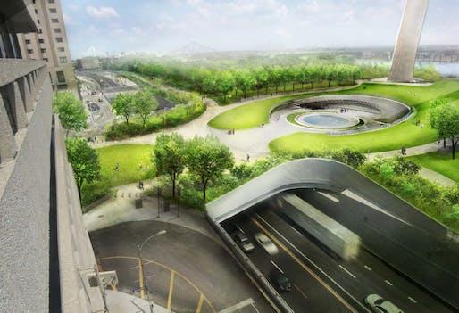 Image courtesy of the architects.