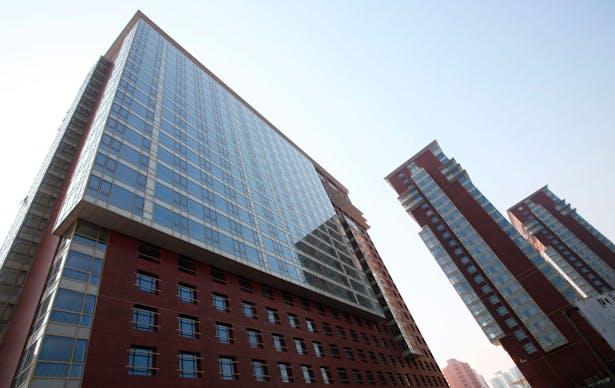 The Reflections Ricardo Bofill Taller De Arquitectura