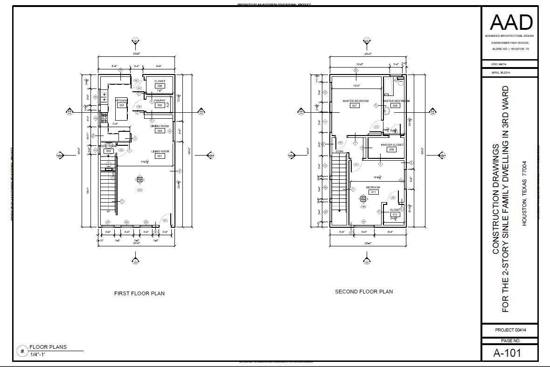 Row House Eric Mata Archinect