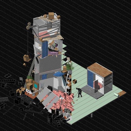 Pragmatic Award, 'Urbanism of Stuff', by Jacob Comerci.