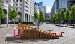 DUNE Street Furniture System by FERPECT Collective