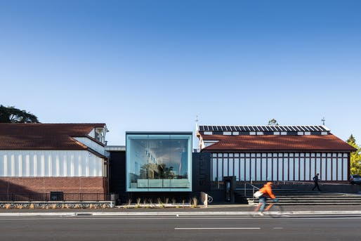 Heritage - The Suter Art Gallery – Te Aratoi o Whakatū, Nelson by Warren and Mahoney Architects, Jerram Tocker Barron Architects and Ian Bowman Architect and Conservator.