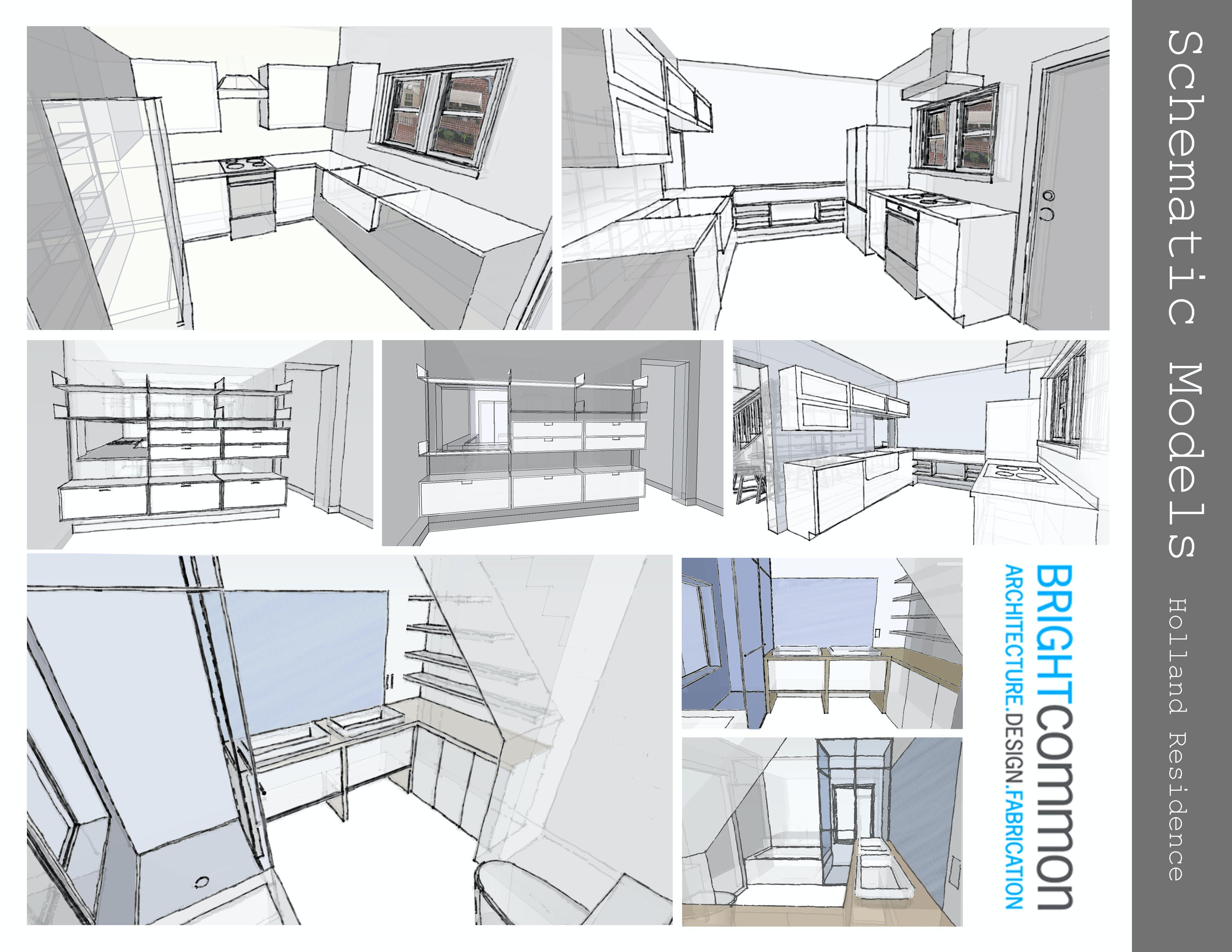 Schematic Design Model | Elizabeth Wotring | Archinect