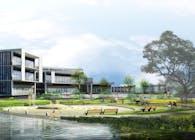 The Garden-Hospital design